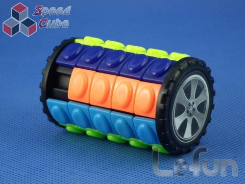 LeFun 5 layer Plastic Corn Stickerless