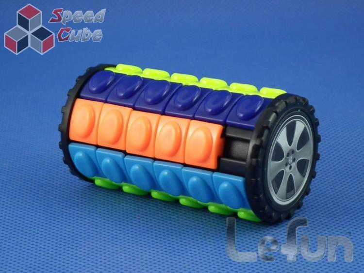 LeFun 6 layer Plastic Corn Stickerless