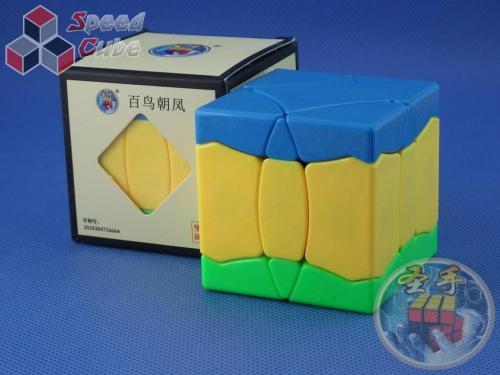 ShengShou Phoenix Cube Kolorowa