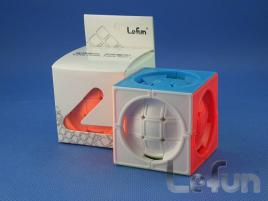 LeFun DeFormed 3x3x3 Kolorowa