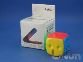 LeFun 2x2x2 LaugHing Kolorowa