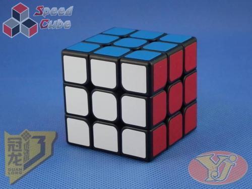 YongJun GuanLong V3 3x3x3 Czarna