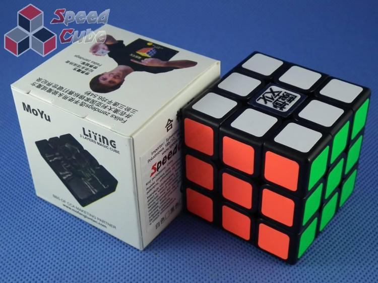 MoYu LiYiNG 3x3x3 Czarna