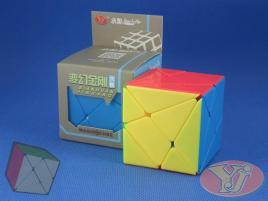 YongJun Axis JinGang 3x3x3 Kolorowa