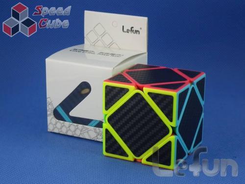 LeFun Skewb Stickerless Carbon Stick.