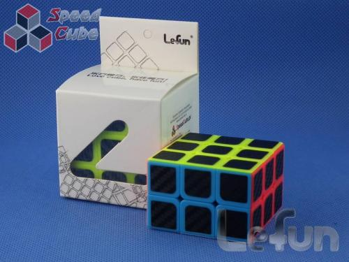 LeFun Domino 2x3x3 2 v2 Carbon Stick. Stickerless