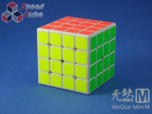 MoFangGe QiYi 4x4x4 WuQue Mini M Biała