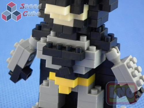Puzzle 3D Nano Blocks BatMan Hero 015