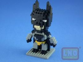 Puzzle 3D Nano Blocks BatMan Hero 015