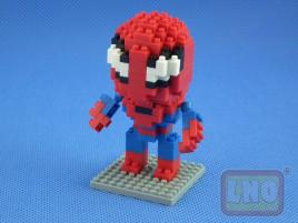 Puzzle 3D Nano Blocks Spider Man Hero 023