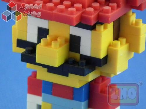 Puzzle 3D Nano Blocks Super Mario 006