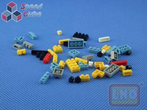 Puzzle 3D Nano Blocks Star Wars BB-8 119
