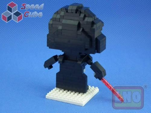 Puzzle 3D Nano Blocks Star Wars Darth Vader 120
