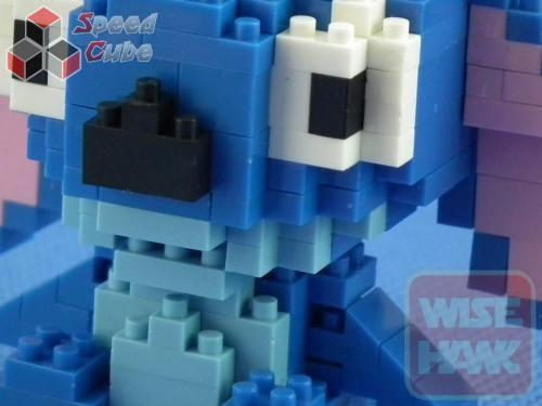 Puzzle 3D Nano Blocks Pokemon Stitch 2527