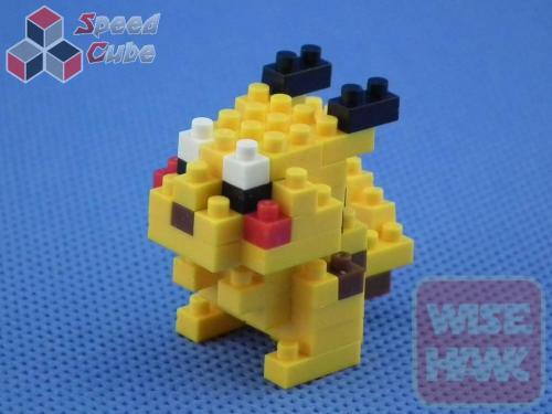 Puzzle 3D Nano Blocks Pokemon Ball Series 2532