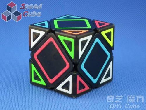 QiYi Dimension Skewb Kolorowa