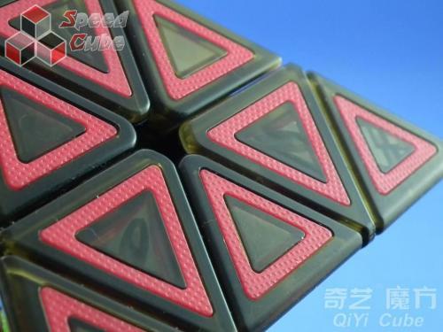 QiYi Dimension Pyraminx Kolorowa