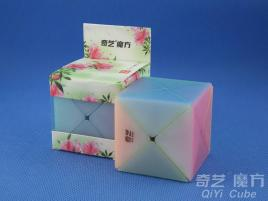 QiYi X-Cube Transparent Jelly