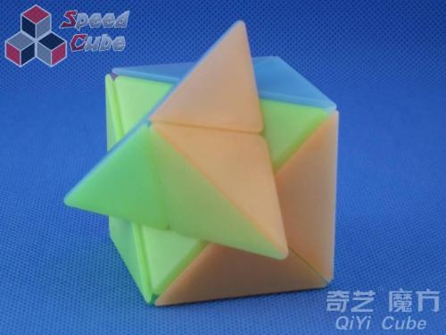 QiYi X-Cube Transparent Jelly