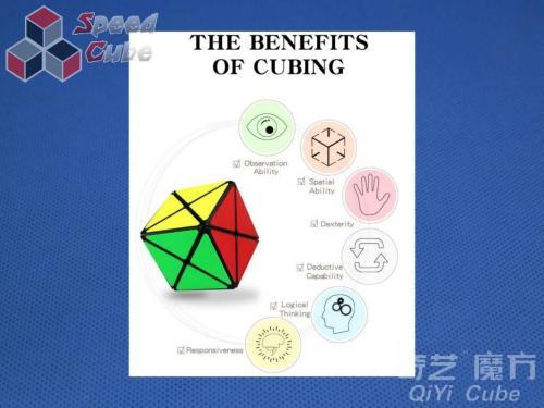 QiYi X-Cube Czarna