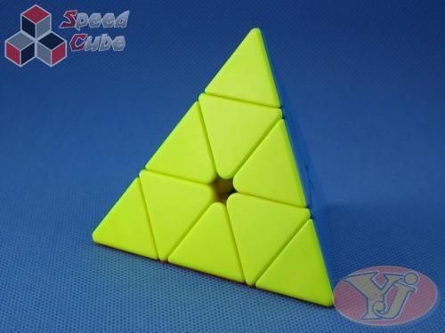 YongJun YuLong v2 Pyraminx Magnetyczna Kolorowa