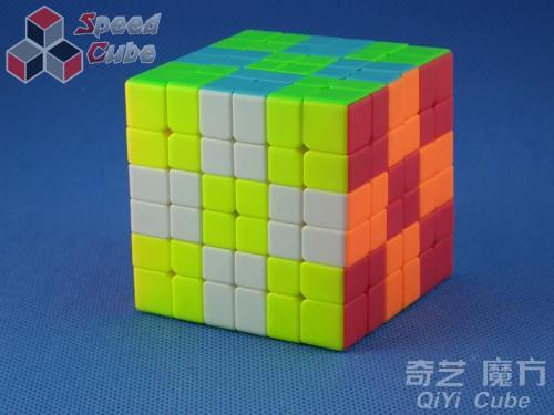 QiYi QiFan S 6x6x6 Kolorowa