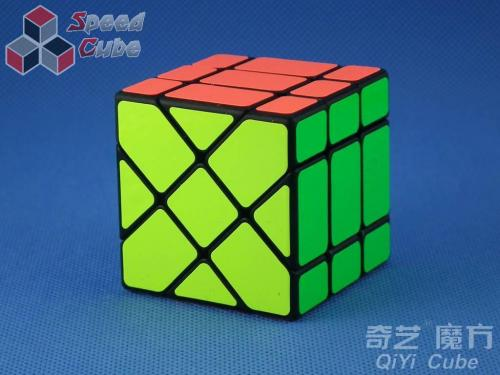 QiYi Fisher 3x3x3 Czarna