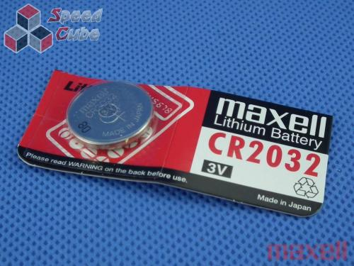 Bateria MAXELL 3V CR2032 do timera
