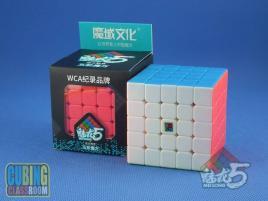 MoYu MoFang JiaoShi 5x5x5 MeiLong Kolorowa