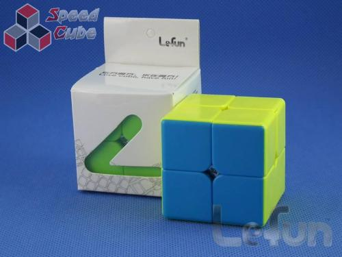 LeFun 2x2x2 Pudding Green - Blue