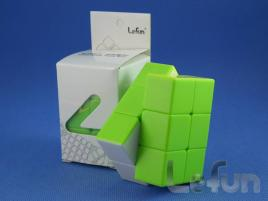 LeFun 2x2x3 Caterpillar Green - White