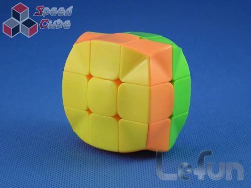 LeFun 3x3x2 Concave Cube Kolorowa