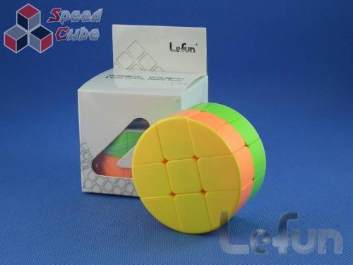 LeFun 3x3x2 Double Round Kolorowa
