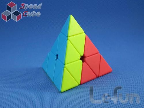 LeFun Volcano Pyraminx Red - Blue