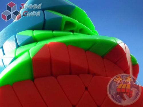 ShengShou Mastermorphix 6x6x6 Kolorowy