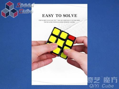 QiYi Floppy 1x3x3 Black