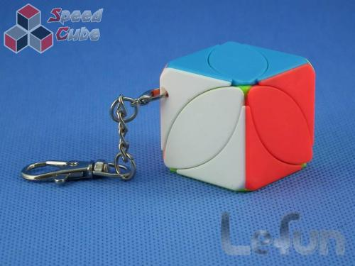 LeFun Mini Maple Leaf Kolorowa Brelok