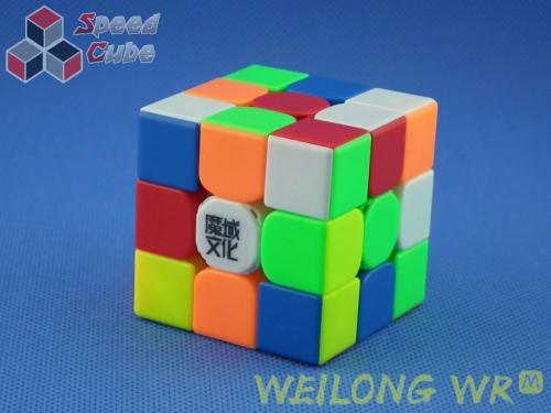 MoYu WeiLong WR Magnetic 3x3x3 Kolorowa