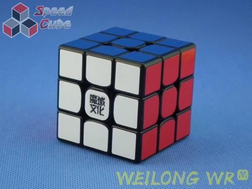 MoYu WeiLong WR Magnetic 3x3x3 Czarna