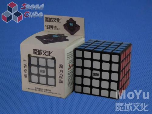 MoYu HuaChuang 5x5x5 Czarna