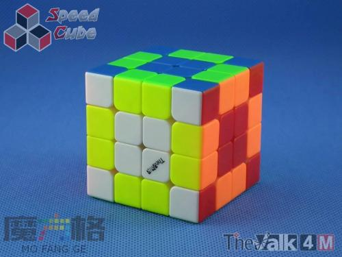 MofangGe QiYi The Valk4 M 4x4x4 Kolorowa