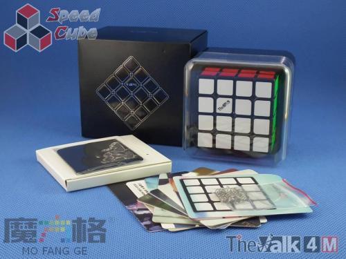 MofangGe QiYi The Valk4 M 4x4x4 Czarna