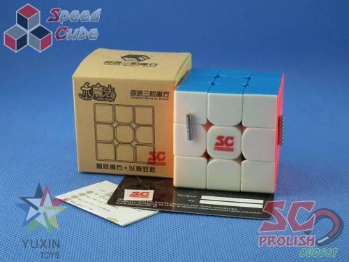PROLISH YuXin 3x3x3 Little Magnetyczna Kolorowa