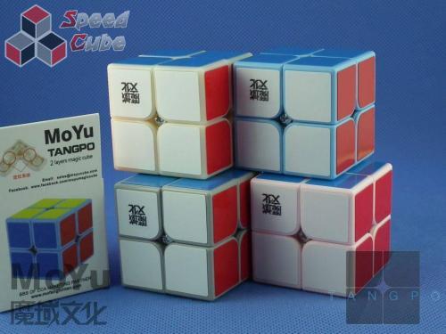 MoYu TangPo 2x2x2 Różowa