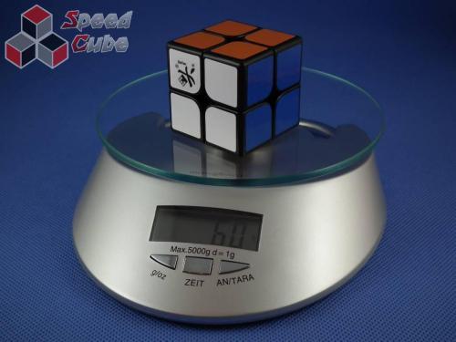 DaYan Zhanchi 2x2x2 46 mm Czarna