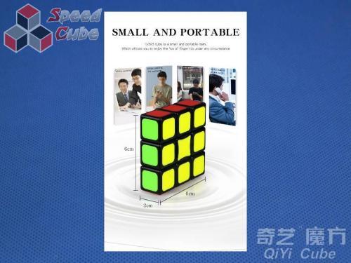 QiYi Floppy 1x3x3 Transparentna