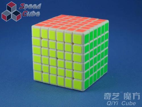 QiYi QiFan 6x6x6 Biała