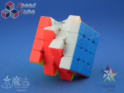 YuXin Little Magic 4x4x4 Magnetic Kolorowa