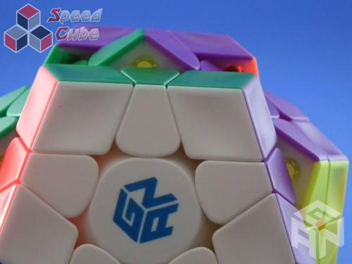 GAN Megaminx Magnetic Stickerless