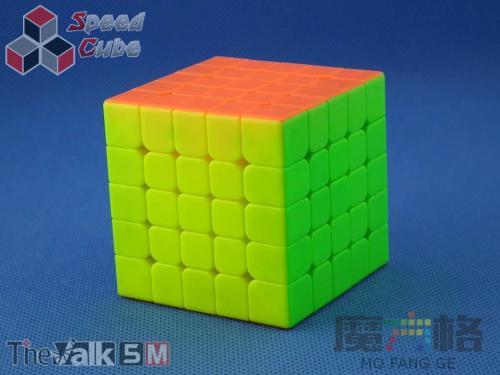 MofangGe QiYi Valk5 M 5x5x5 Kolorowa